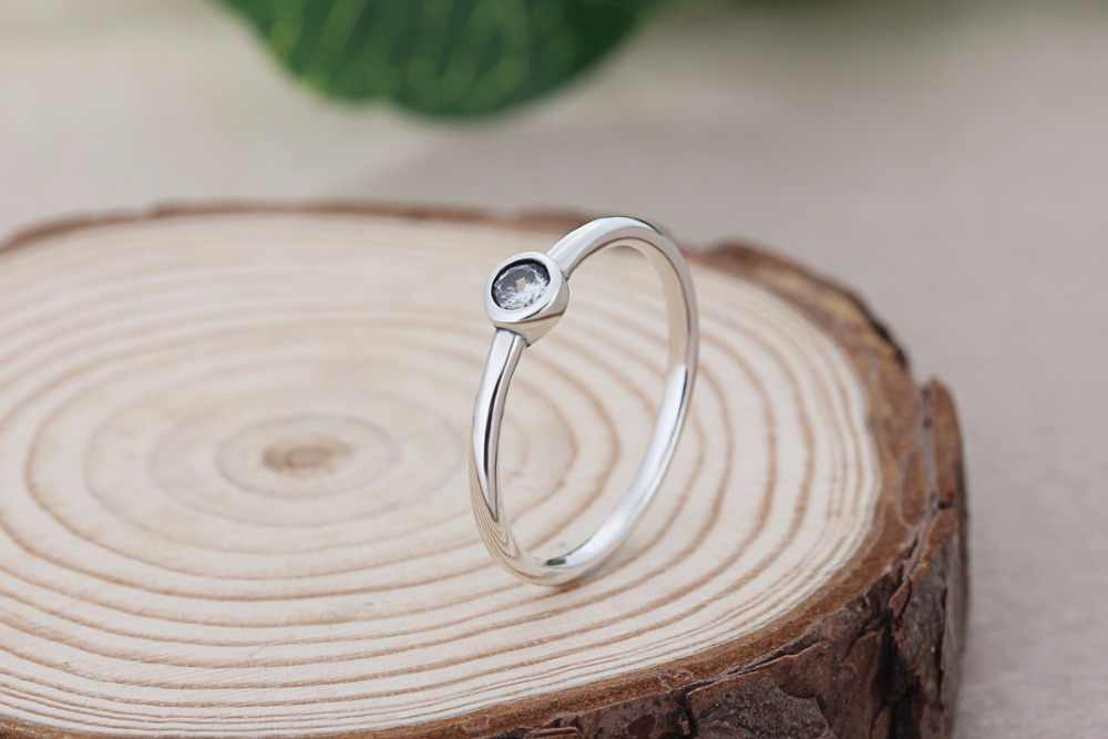 Aขายส่งขายเครื่องประดับแฟชั่นเครื่องประดับปูตั้งเสน่ห์สีเข้ากันได้กับyuedeเงิน925 R Etroผู้หญิงแหวนแหวน