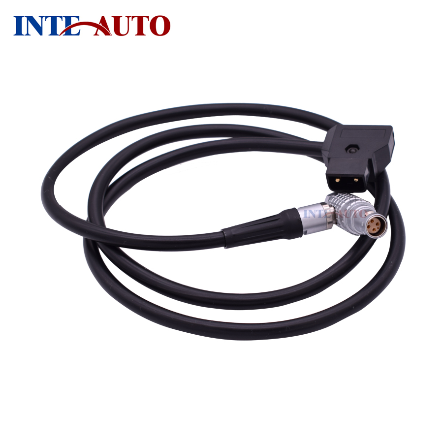 Lights & Lighting D-tap To 1b 6-pin Lenos Plug With 1 Meter Cable For Red Scarlet Epic Camera-fhj.1b.306 Unequal In Performance