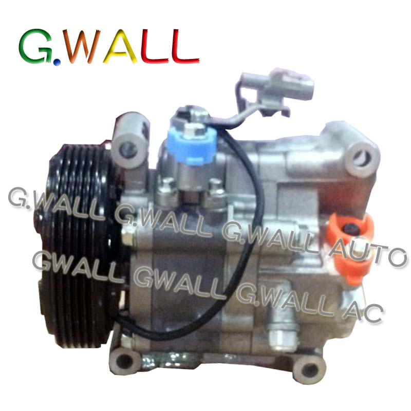 HIGH QUALITY CAR AIR CONDITIONING COMPRESSOR FOR SUZUKI SX4 2007 2009 95200 80JA2 95200 80JA0 60 02385 RC