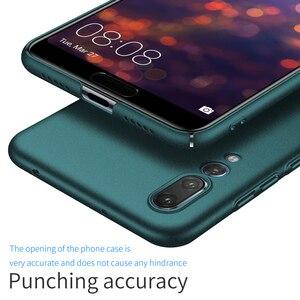 Image 3 - Para huawei p20 pro p30 pro case, capa de celular ultrafina minimalista, fina, protetora, traseira, para huawei p20 lite