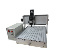 LY 3040Z D500W 3axis CNC Router Already Assembled Linear Bearings Drilling Machine From UK No Tax