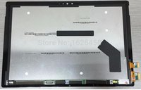 Linninfiled LCD Complete For Microsoft Surface Pro 4 1724 Lcd Display Touch Screen Digitizer Glass Assembly