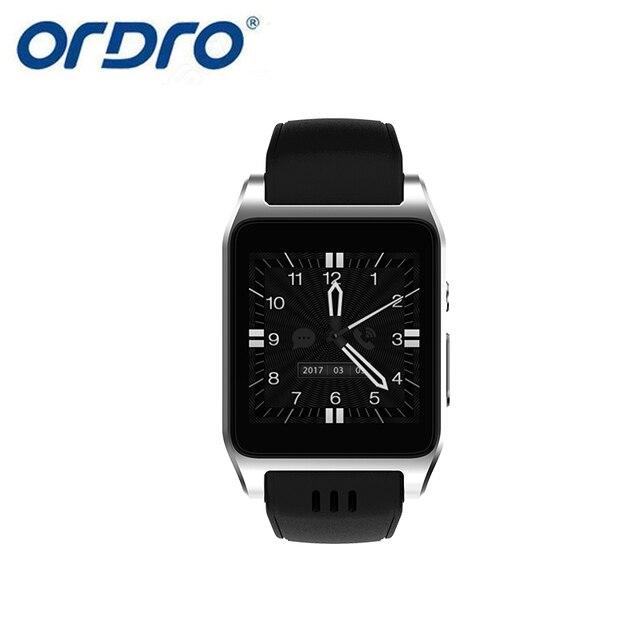 Ordro X86 Smart Horloge Met Real Tijd Weer Bluetooth 4.0 Wifi 3G ...