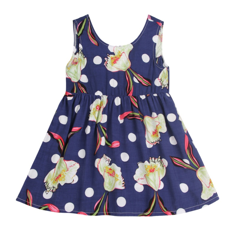 Princess Baby Girls DressToddler Summer Clothing 2018 Brand Children Costume for Girls Dresses A Line Vestidos Kids Clothes