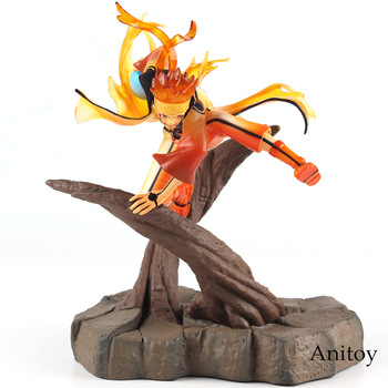 Naruto Shippuden Uzumaki Naruto Ootutuki Hagoromo Ver. Uzumaki Naruto Figura PVC Action Figure Collectible Model Toy