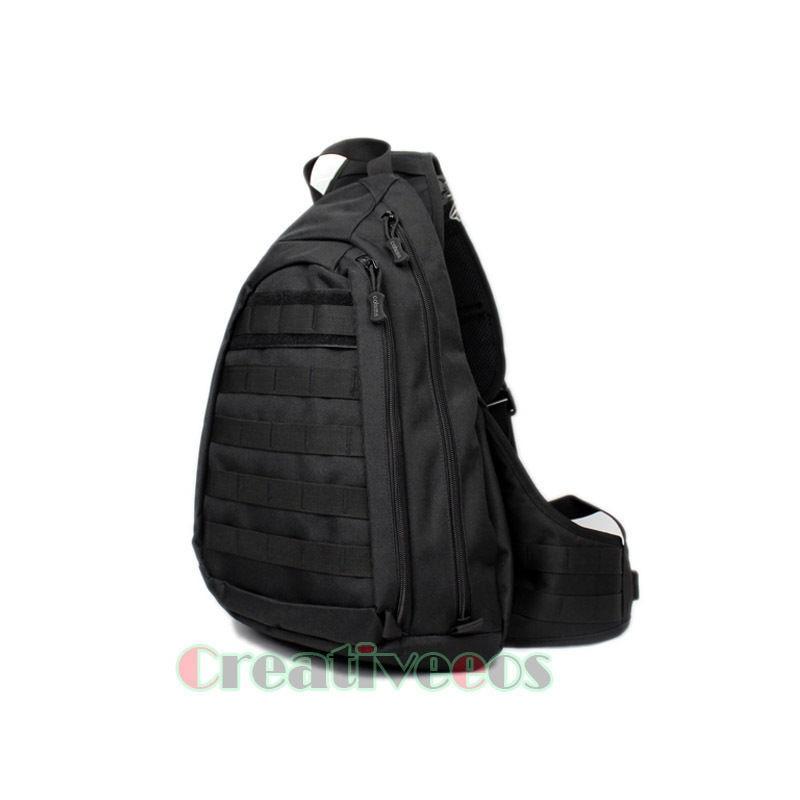 Men's 600D Nylon High Capacity Military Travel Riding Cross Body Messenger Shoulder Sling Chest Bag high quality military nylon shoulder bag green sand color