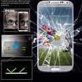 New Premium Real Tempered Glass Film Screen Protector For SAMSUNG Galaxy S4 i9500
