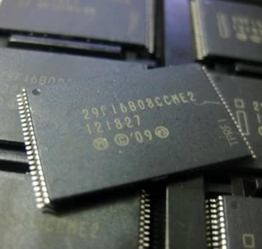 29F16B08CCME2 JS29F16B08CCME2 MT29F128G08CJABAWP MT29F128G08CJABA TSOP48 5PCS