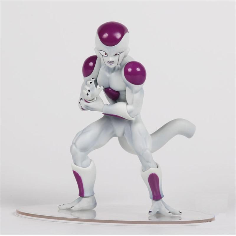 Original Action Figure Banpresto Dragon Ball Z Super Saiyan 3 3rd season vol.2 Freeza Dragon Ball Z Collectible Model toy