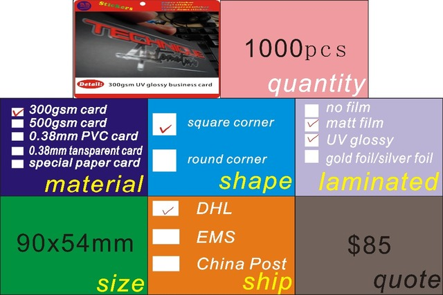 Uv glossy business card printing custom in business cards from uv glossy business card printing custom reheart Images