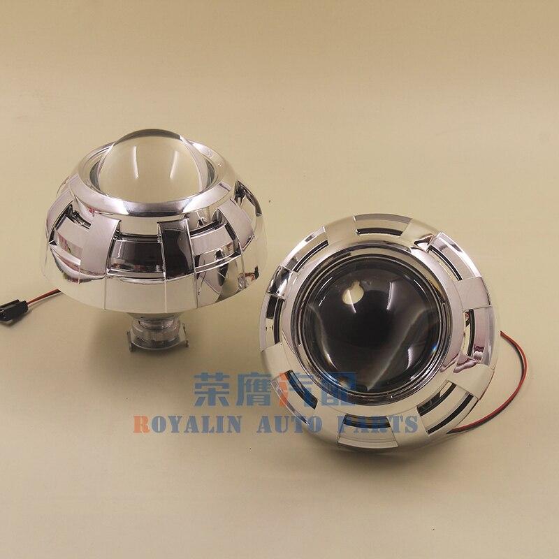 ROYALIN Αυτοκίνητο Styling 3.0 Bi-Xenon H1 - Φώτα αυτοκινήτων - Φωτογραφία 5