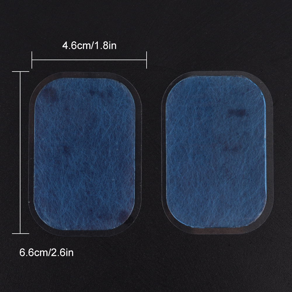 10/20/30Pair Dedicated Gel Pads for EMS Trainer Weight Loss Abdominal Muscle Stimulator Exerciser Replacement Massage Gel Sheet  1