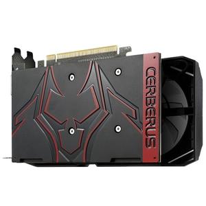 Image 4 - Asus CERBERUS GTX 1050Ti A4G ברמת הזרם המרכזי לכרטיסי מסך של שולחן עבודה GDDR5 Boost 1417MHz PCI Express 3.0 GeForce GTX 1050Ti 4G