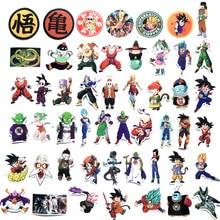 Anime Dragon Ball Z Super Saiyan Goku Vegeta Gohan Trunks Poster Sticker