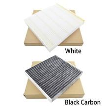 Серый выбор цвета углеродного волокна 213 mm193 mm30 мм 95% фильтрация кабина A/C Кондиционер фильтр для Toyota Lexus Subaru87139