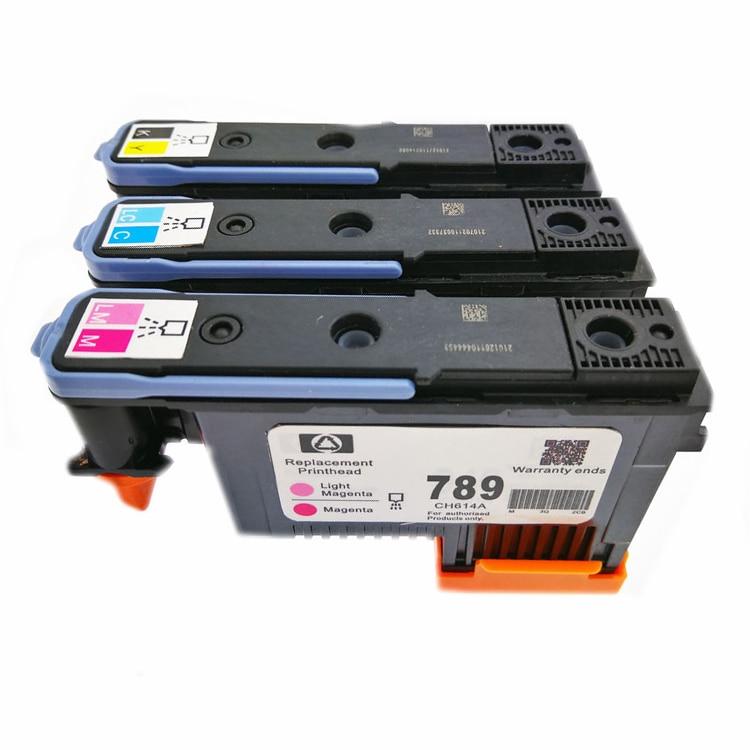 Einkshop pour tête d'impression HP 789 pour imprimante HP DesignJet L25500 CH612A CH613A CH614A pour tête d'impression HP 789
