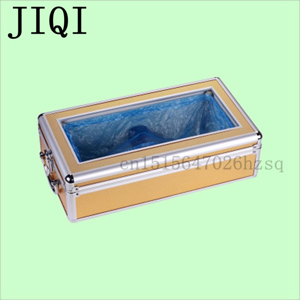 JIQI new household automatic shoe cover machine Hotel office disposable foot machine durable shoe cover sending smart automatic shoe cover machine non need electricity easy to stall skid resistance bottom