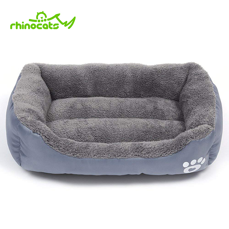 Pet Bed For Dog Cat Mat Soft Mattress Basket Cushion Sofa Sleeping Bags Nest for Small Medium Large Dogs Puppies Animal Supplies