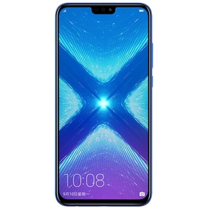 Image 2 - Honor 8X MobilePhone 6.5 inch Screen 3750mAh Battery Android 8.2 Dual Back 20MP Camera Multiple Language Smartphone