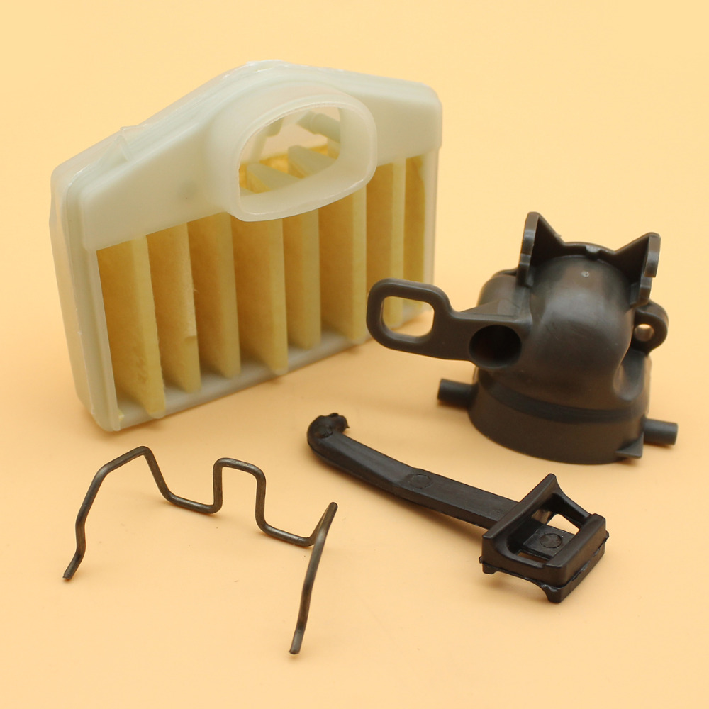 AIR FILTER INTAKE ELBOW CHOKE ROD FOR HUSQVARNA 372 371 365 362 CHAINSAW SPARE PARTS