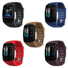 Smart Wristband Watch Heart Rate Blood Pressure Monitor Fitness Tracker Color Screen Sport Bracelet