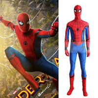 Halloween Red Spiderman Costume For Women Men Kid Sexy Anime Cosplay Super Hero Spider Outfits Quality Fancy Party Jumpsuits