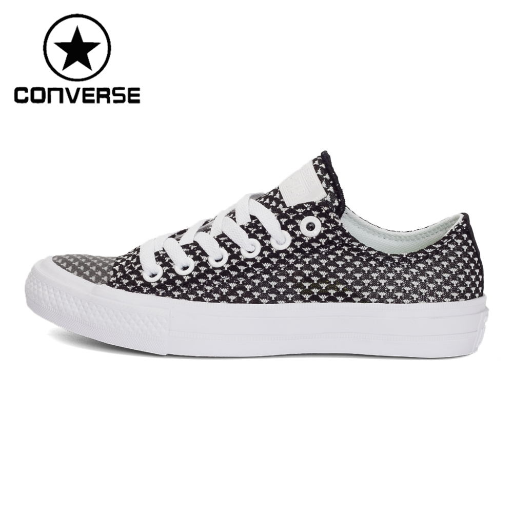 цена Original New Arrival 2017 Converse Unisex Skateboarding Shoes Canvas Sneakers онлайн в 2017 году