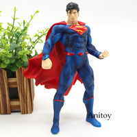 Crazy Toys Super Hero Figure Superman Action Figure Rebirth Toy 19.5cm