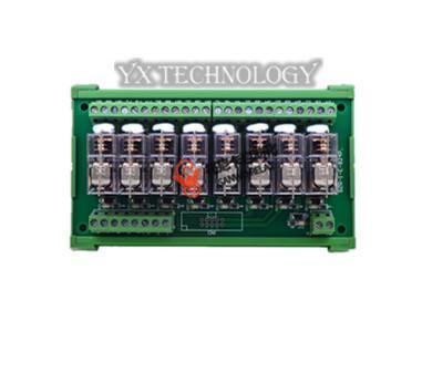 8-channel relay module module PLC control panel composite amplifier output Board G2R-1-E 16A