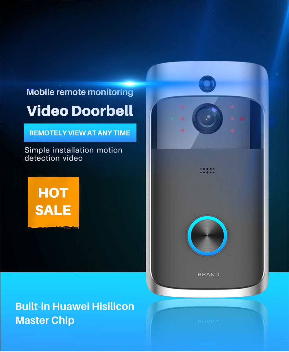 Video Doorbell WiFi  (1)