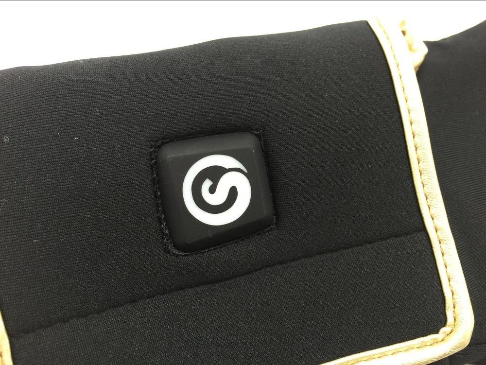 Saviour Smart batteriegeheiztes Handschuhfutter zum Reiten, - Angeln - Foto 4
