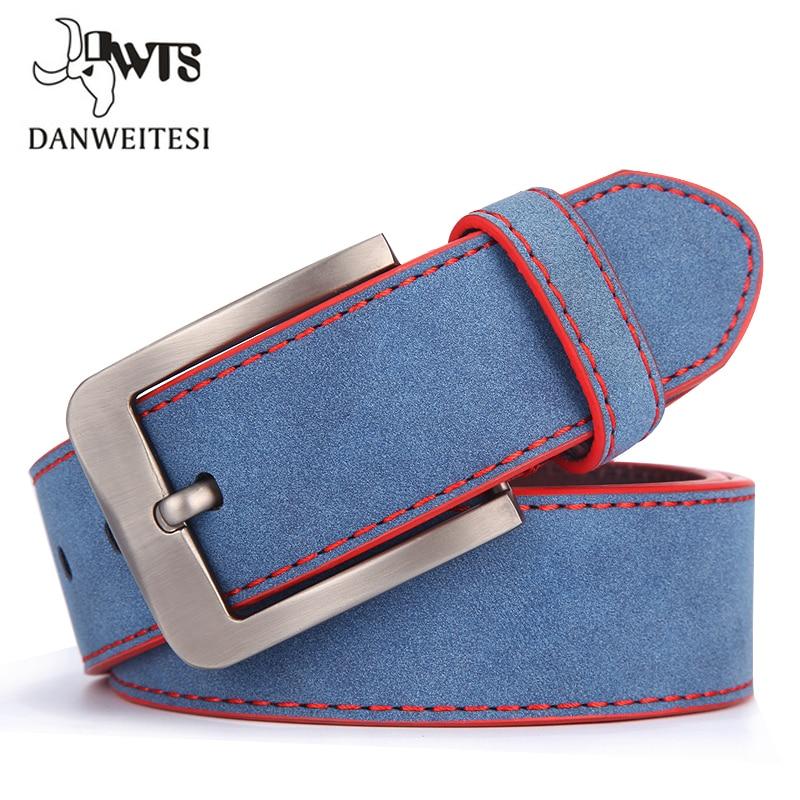 [DWTS]2017 genuine leather   belt   men men's   belts   cummerbund male genuine leather strap men's fashion Pin Buckle casual   belt