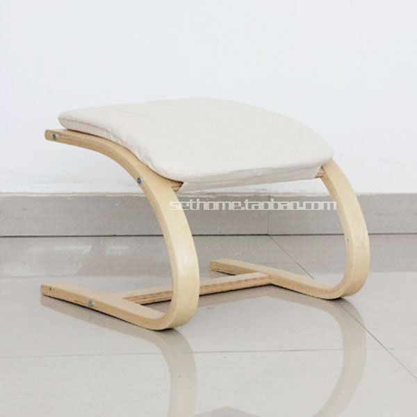 IKEA style wood ottoman footstool foot stool foot stool Bentwood curved wooden bench ... & stool store Picture - More Detailed Picture about IKEA style wood ... islam-shia.org
