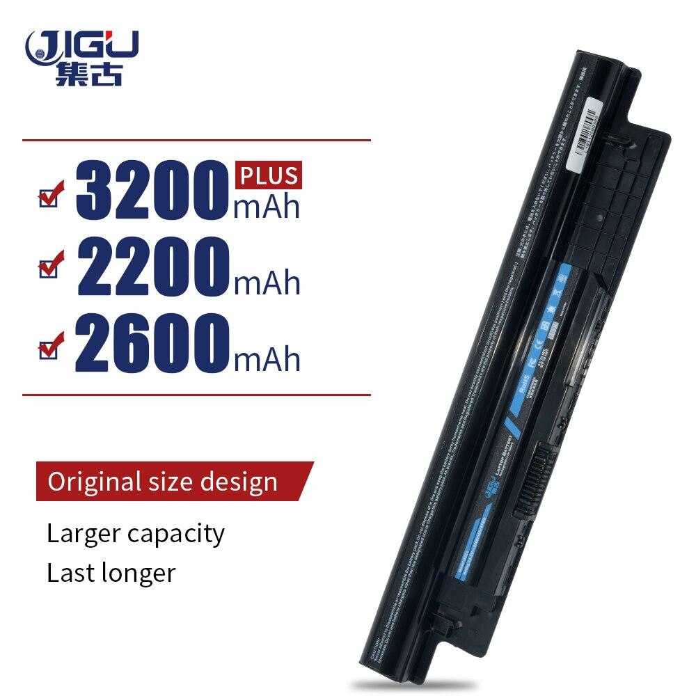 JIGU Laptop Battery INS15SD-1308B For Dell 49VTP 4DMNG 6HY59 G35K4 MK1R0 TT5W For Inspiron 14 3000 Series (3421) V1YJ7 XRDW2