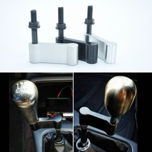 JK Power Car ASR Style Dog Bone Shifter Relocator Extender Adjustable Shift Lever For Honda Acura 10*1.5MM