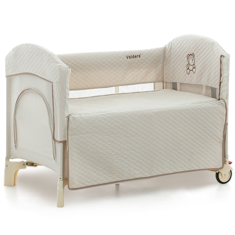 0db1763f22f Detail Feedback Questions about High quality export baby cradle baby bed 0  6 years baby bed crib joint with parents bed send bumper cotton on  Aliexpress.com ...