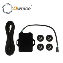 Car Tire Pressure Monitoring System Only for Ownice C300 C500 Display Tempreature and Pressure with High Degree Accuracy