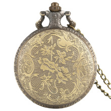 Naruto Pendant Quartz Pocket Watch