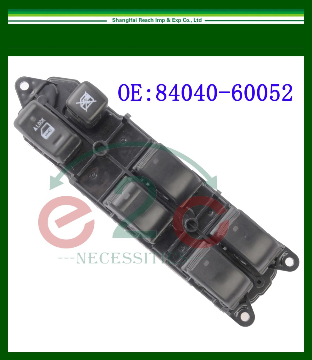 Lexus Rx 2005 2006 Automatic Transmission Speed: Driver Power Master Window Switch For Lexus 2003 2004 2005