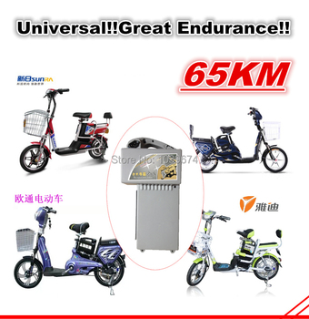 Free DHL for 48V 20AH Dynamic Lithium ion Rechargeable Battery Power Bank 70KM Endurance Electric E-Bikes Batteries