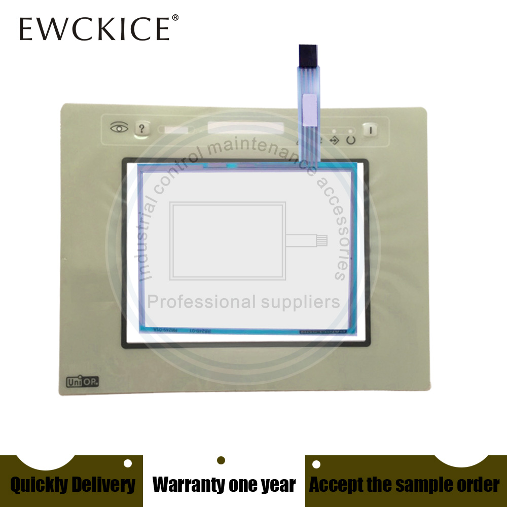 NEW ETOP05 ETOP05-0045 HMI PLC Touch screen AND Front label Touch panel AND Frontlabel