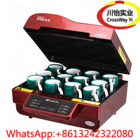 3D Vaccum heat press 3042