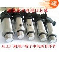 Z płaskim folia przetwornik ciśnienia typ membrany z 4 20mA importowane z płaskim folia czujnik ciśnienia w Części do urządzeń do pielęgnacji osobistej od AGD na