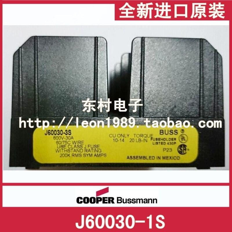 US BUSSMANN fuse J60030-1S J60030-2S 30A 600V LPJ series dock us bussmann fuse tcf45 tcf40 tcf35 35a tcf30 600v fuse