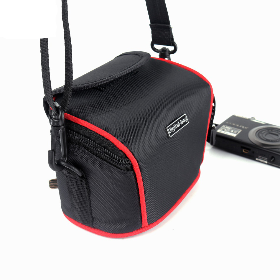 Digital Camera <font><b>Bag</b></font> Vedio DV Case For Panasonic <font><b>Lumix</b></font> ZS110 SZ10 ZS60 LF1 TS30 TZ40 TZ20 SZ9GK DMC GF7 GF8 LX7 LX5 LX3 <font><b>LX100</b></font> GM1 image