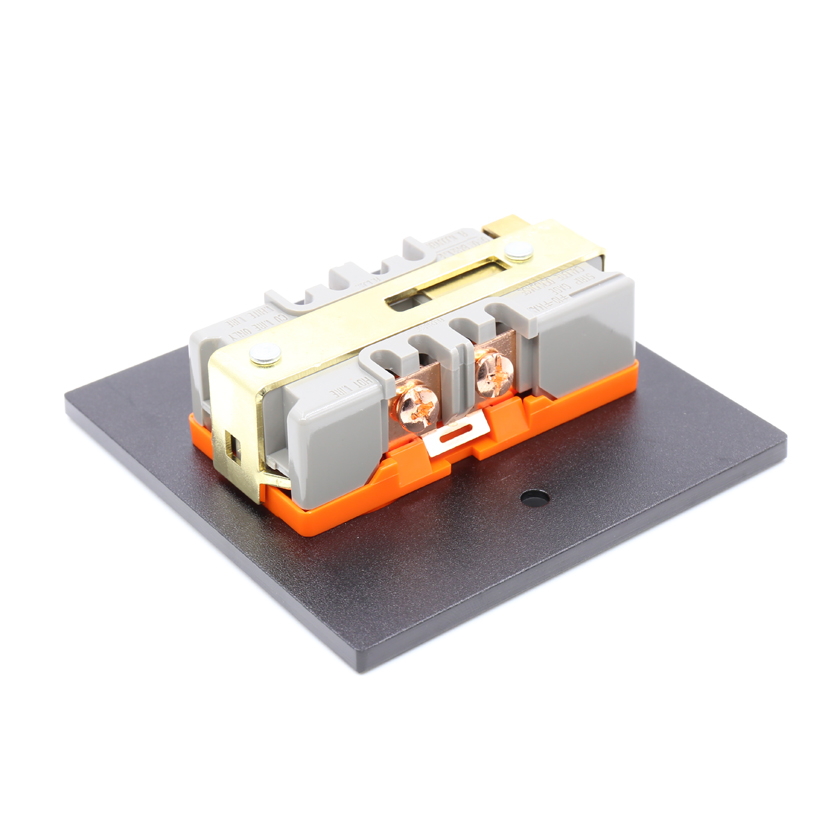Free Shipping 1x Us Ac Orange Power Receptacle Wall Outlet Red