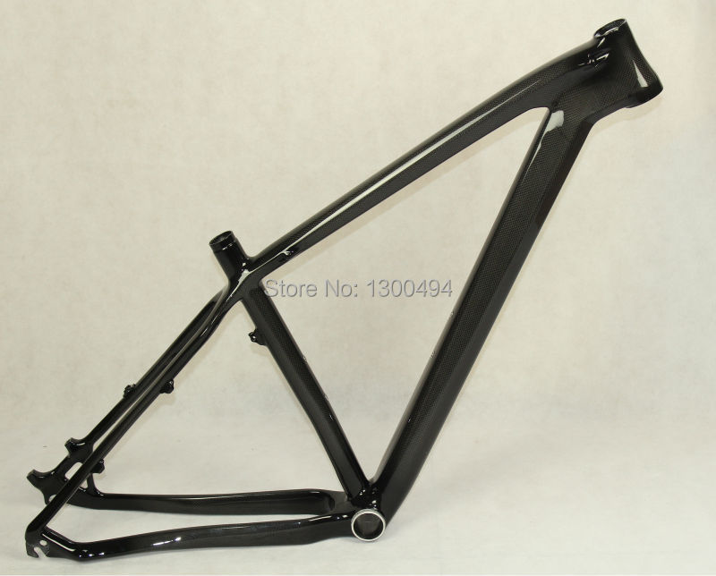 29inch Mountain Bike Frames Carbon Frames KQ-MB106 3K matte finish Cheap Price Factory Outlets image