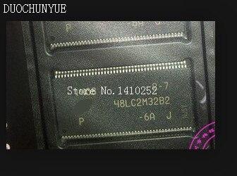 10ชิ้น/ล็อตMT48LC2M32B2P 6A: J MT48LC2M32B2P 6A MT48LC2M32B2P 48LC2M32B2โมดูลใหม่จัดส่งฟรี