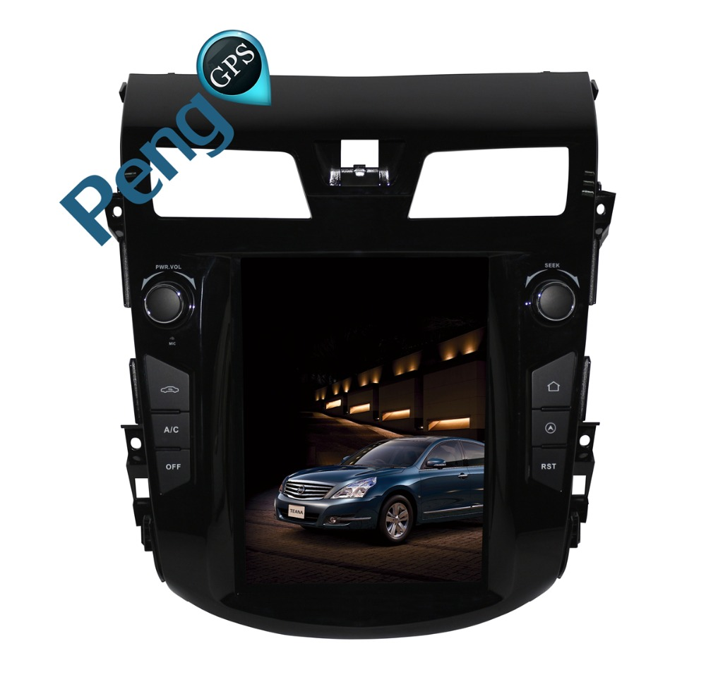 12 1 Inch IPS Screen Android 6 0 Car Radio GPS Navigation DVD Player for Nissan
