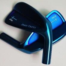 """Playwell Жан Карло-Сен-Жермен """"синего цвета железная головка клюшки для гольфа кованый углерод сталь cnc железная деревянный железный"""